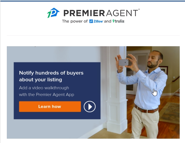 Zillow premier agent app v s a 3d property tour for Zillow 3