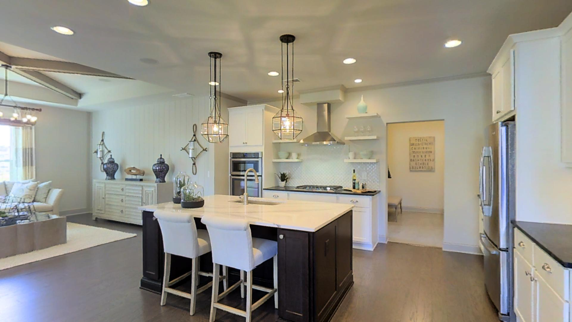 Edward Andrews Homes: Somerdale – Burke Designer Model