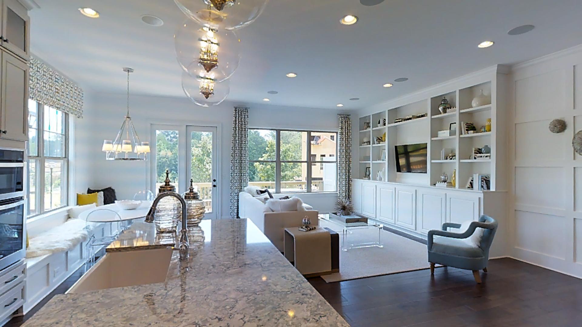 edward andrews homes harlow albany designer model - Home Model Pictures