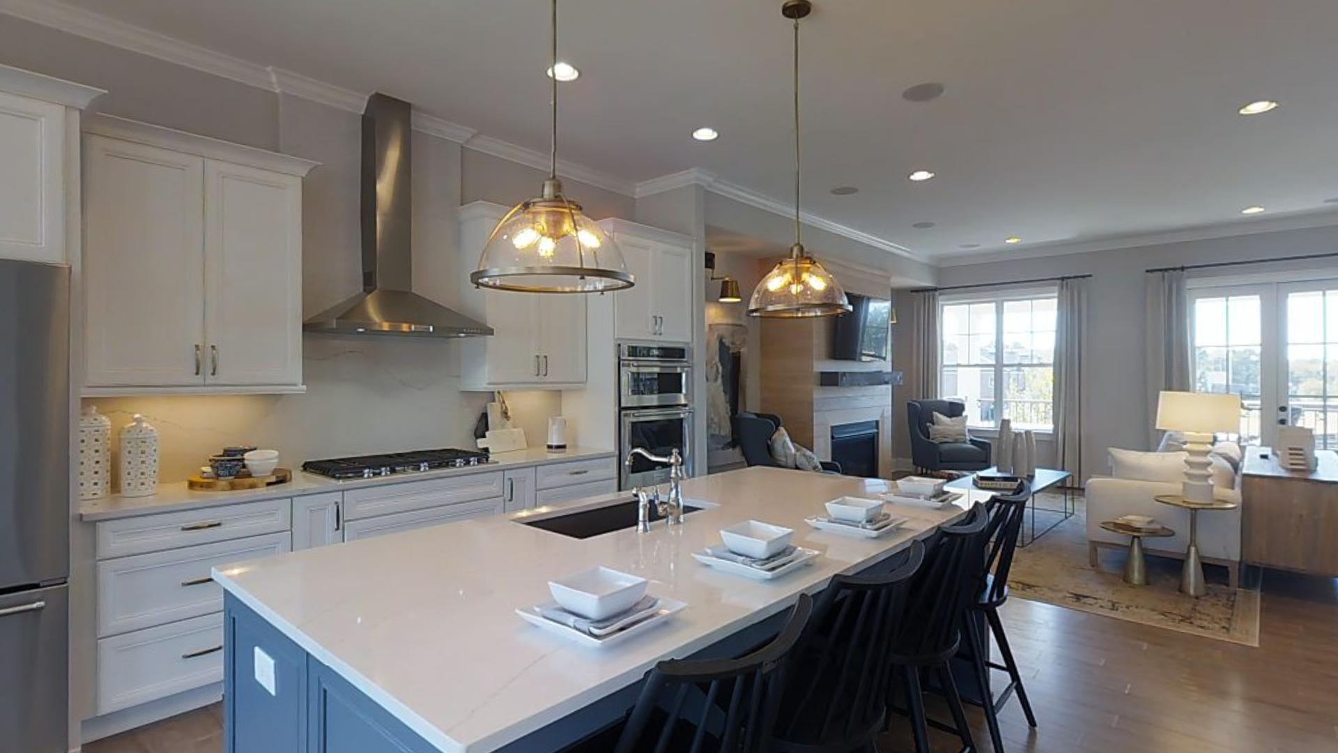 Edward Andrews Homes: Charleston Designer Model