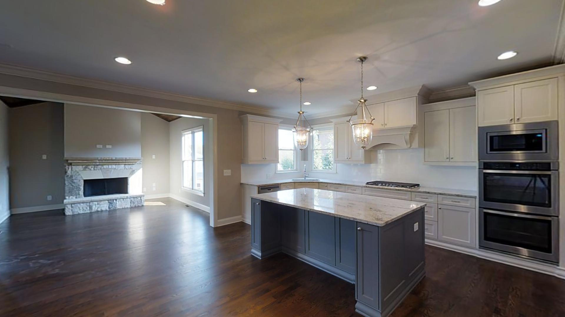 SR Homes: The Kessington Plan at Rowan Oaks