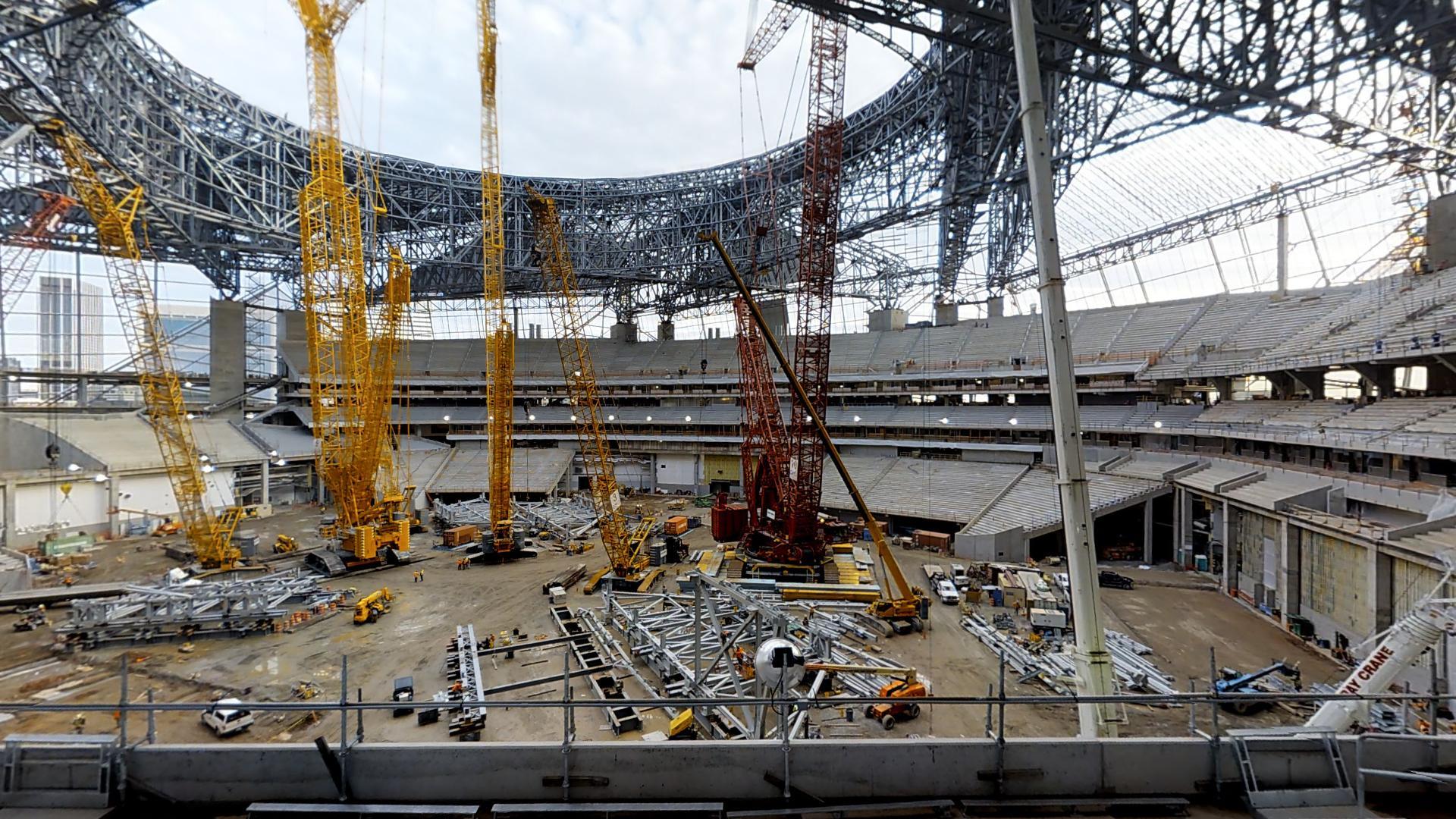 Mercedes-Benz Stadium – 200 Level