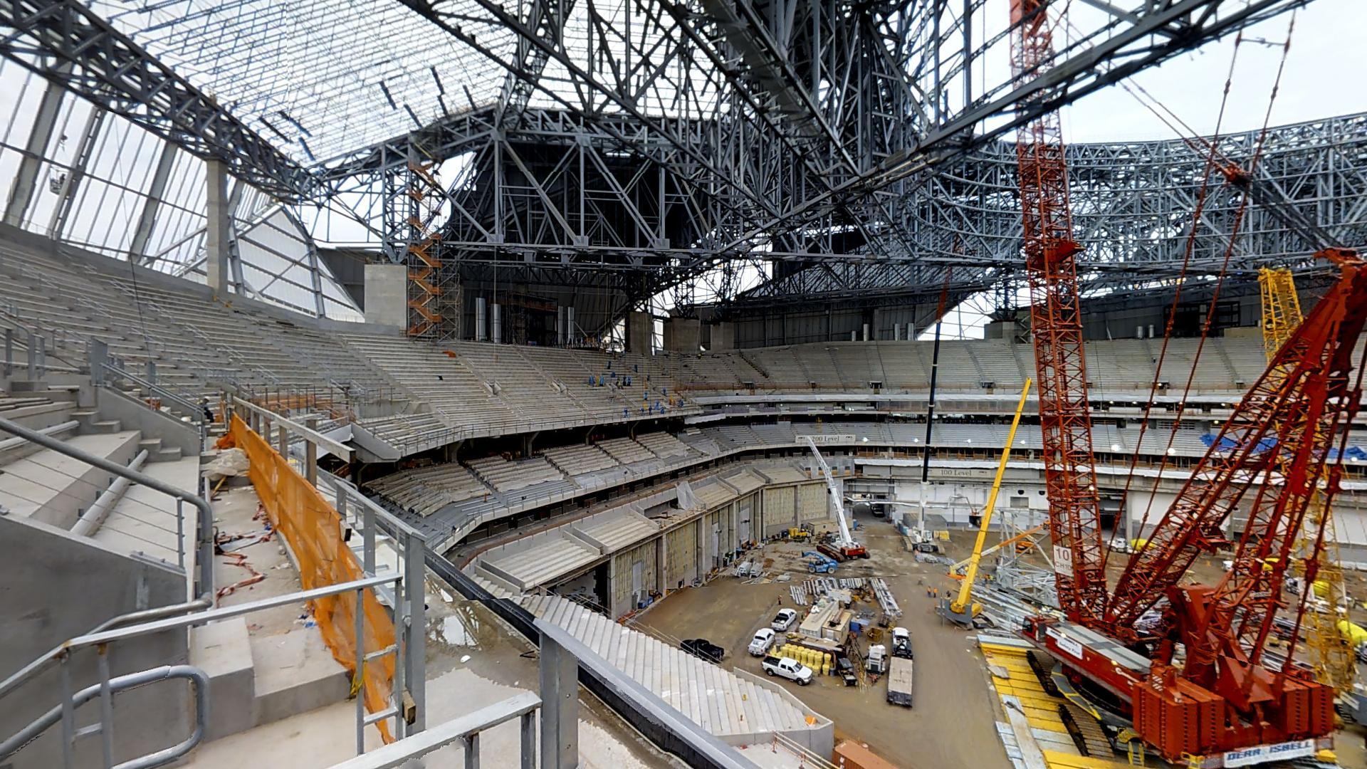 Mercedes-Benz Stadium – 300 Level