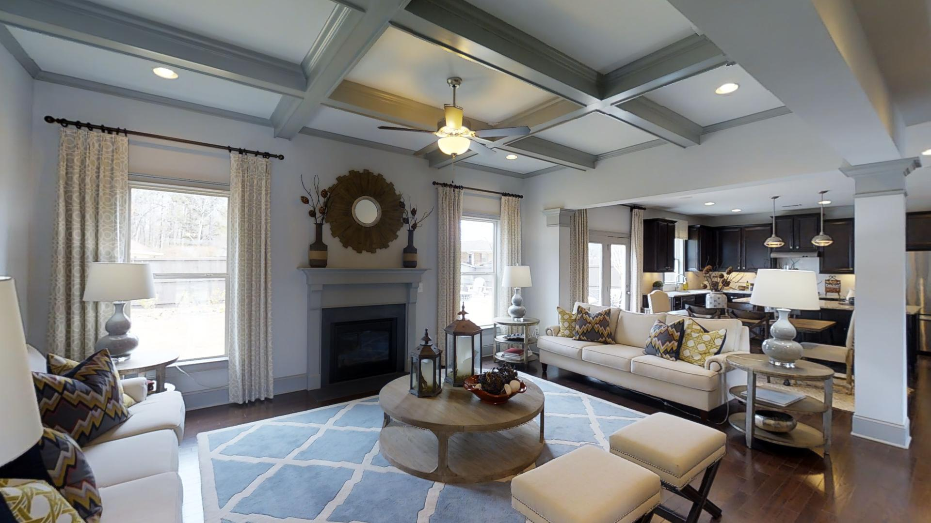 Edward Andrews Homes: The Orchid Design Model at Reed Mill