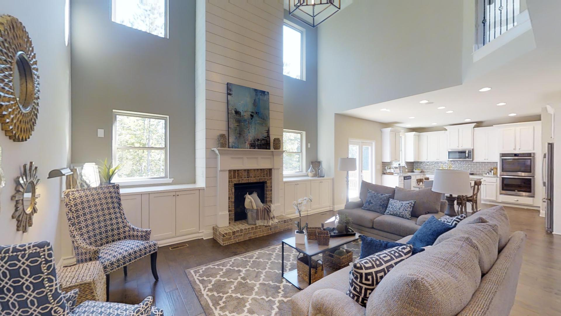 SR Homes: The Millcreek Plan at Concord Creek