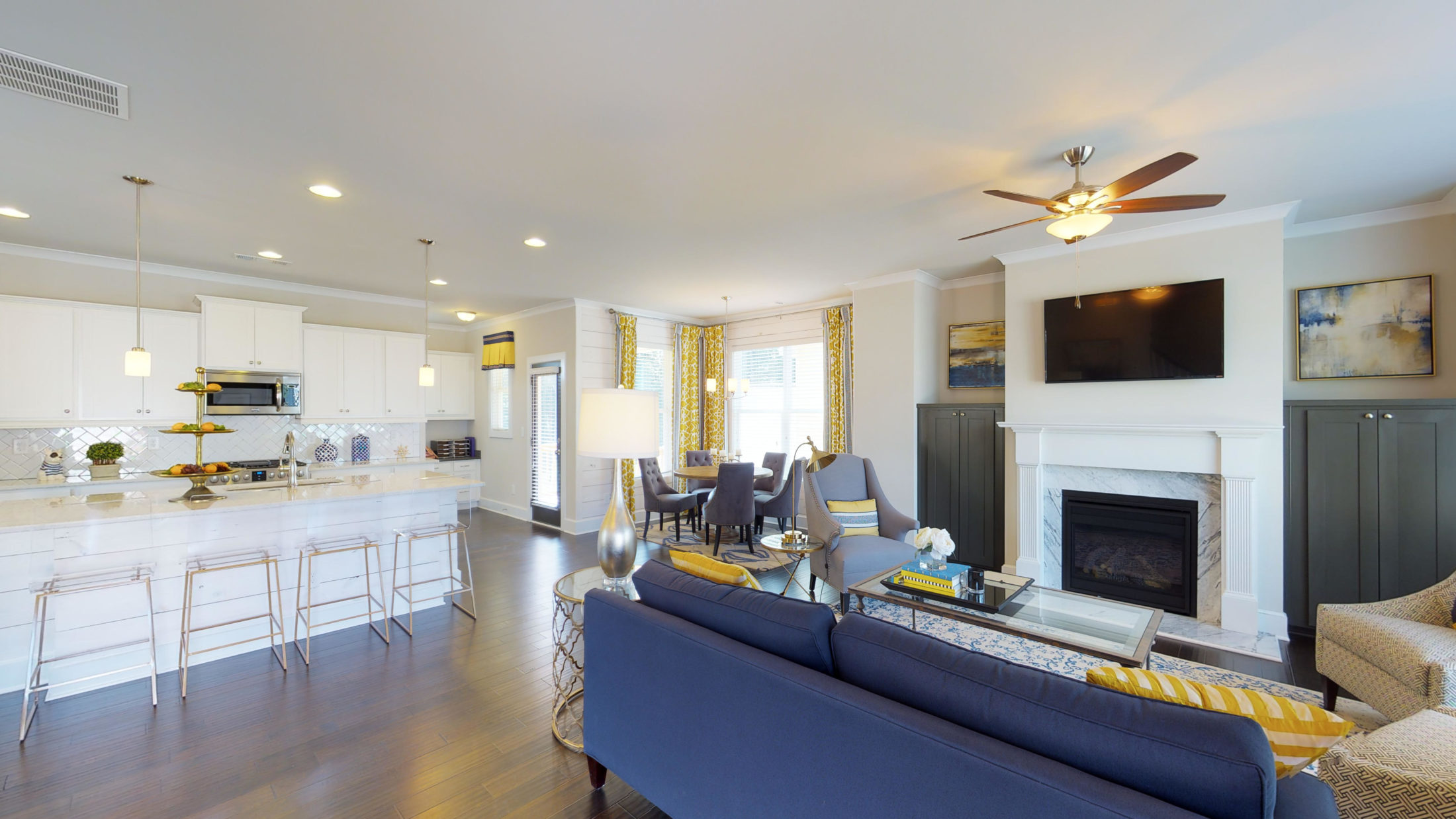 Core Homebuilders: Model Home at Birkdale Village