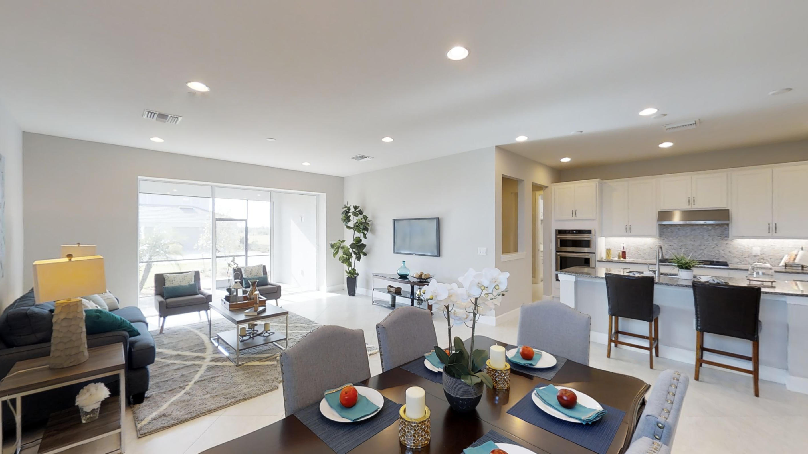 Pulte Homes: Arbordale Model