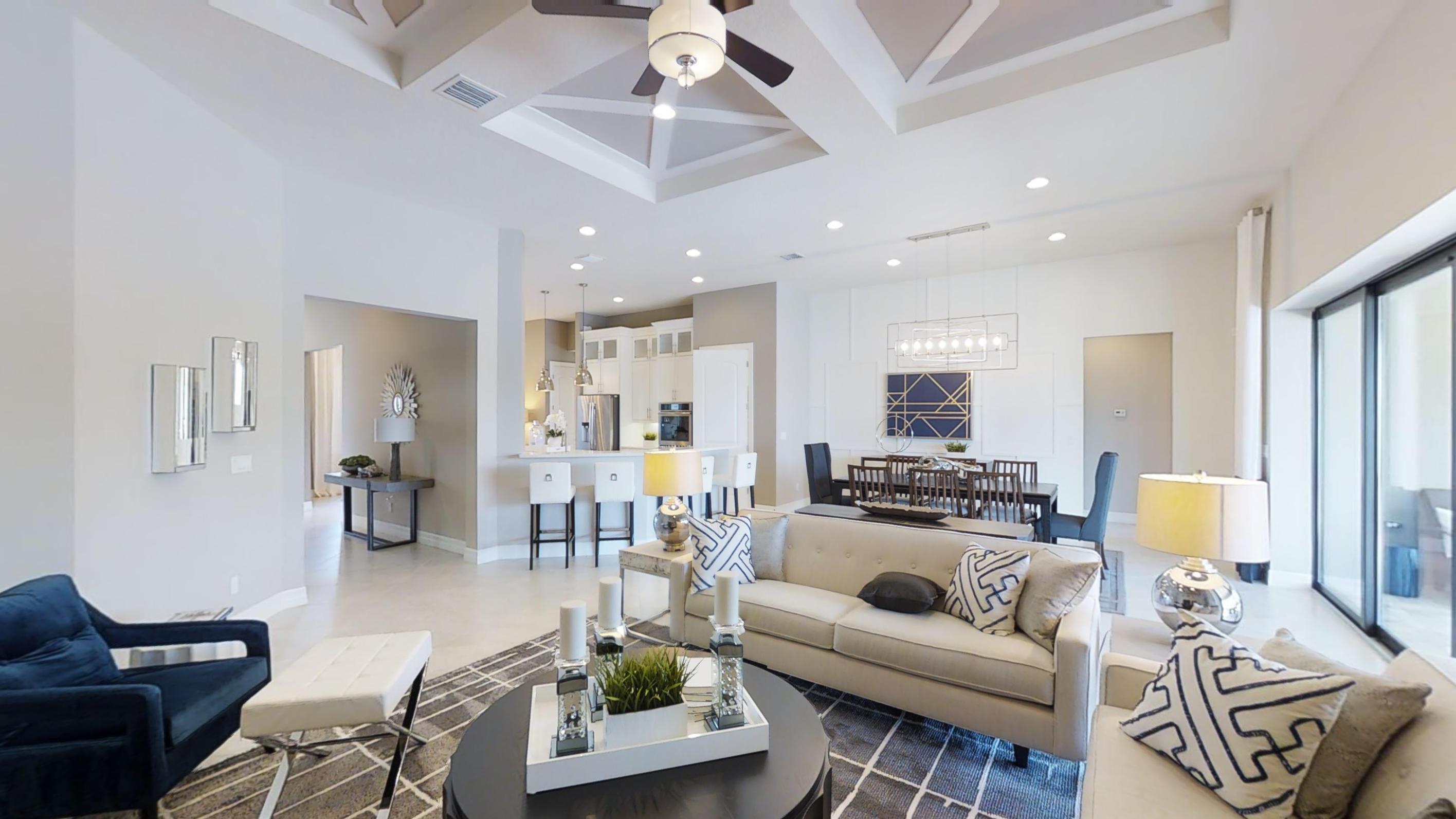 Pulte Homes: Tangerly Oak Model — VantagePoint 3D