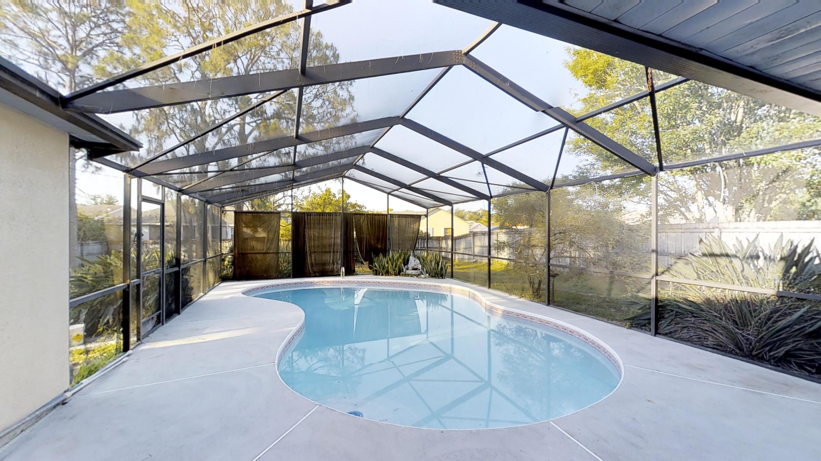 Palm Bay Unit 50 Pool Home