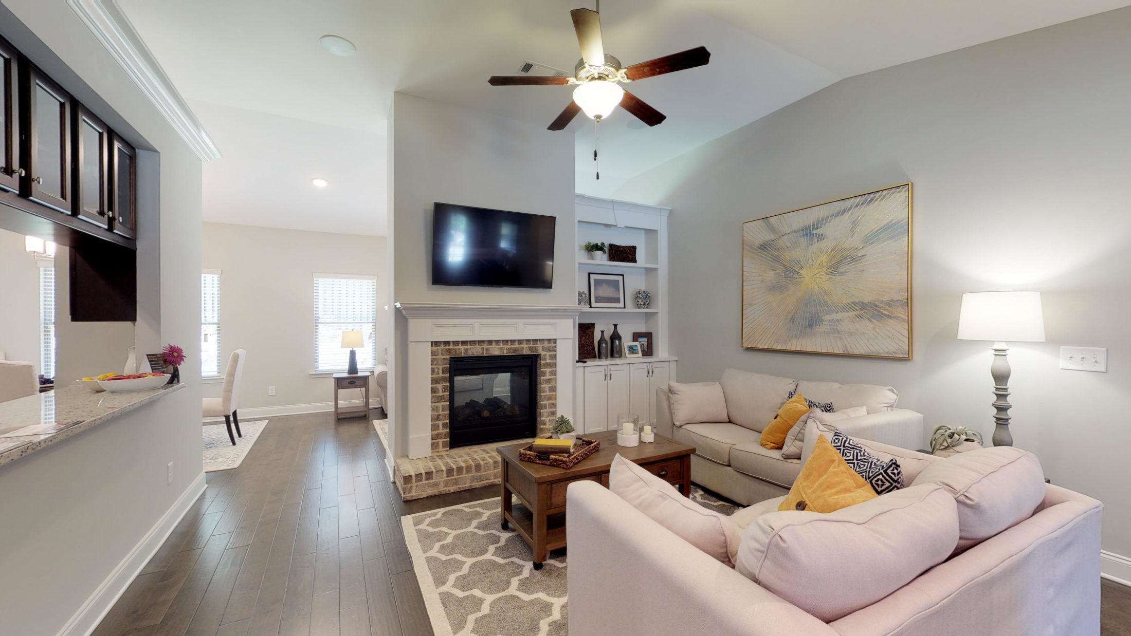 SR Homes: The Woodridge Plan