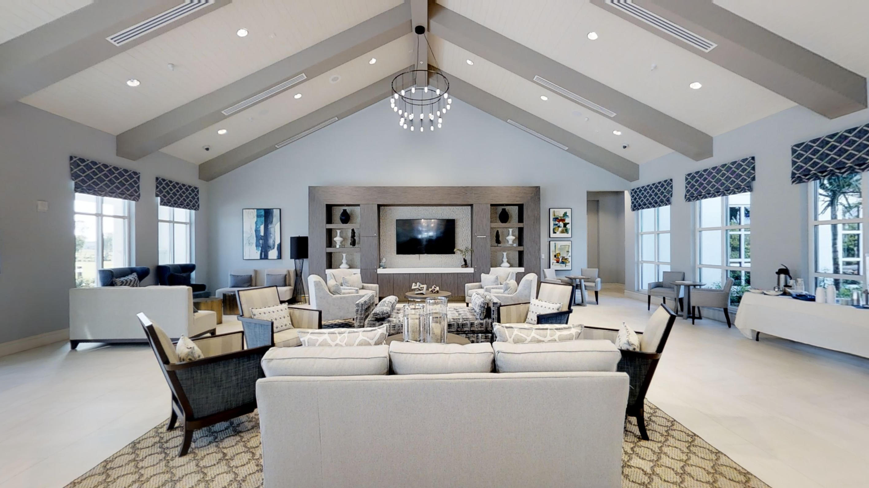 Pulte Home: Greyhawk Clubhouse