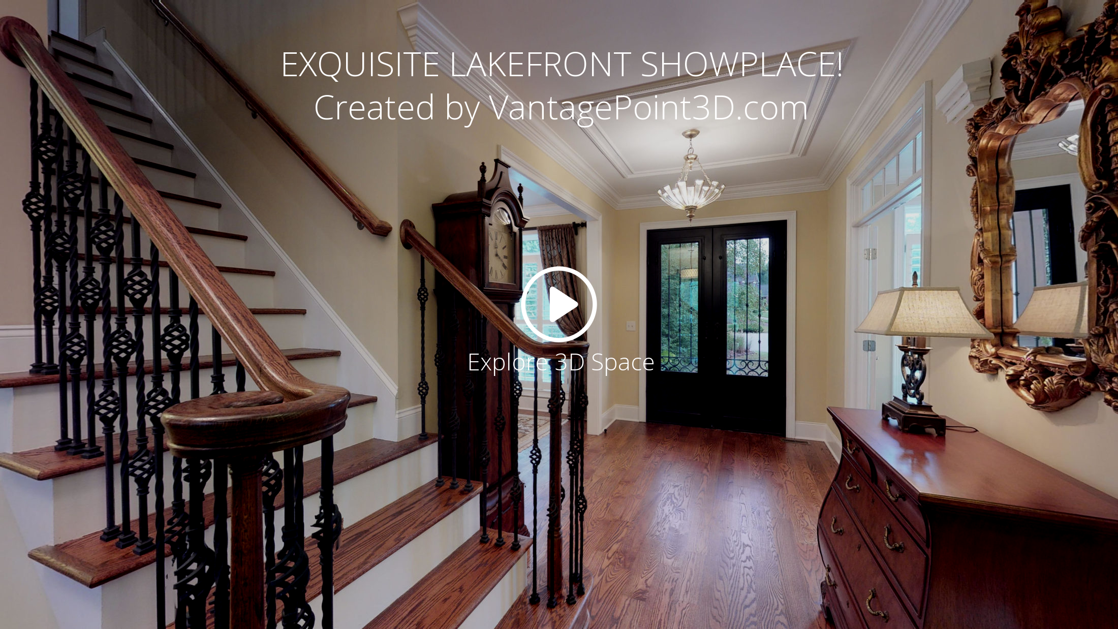 EXQUISITE-LAKEFRONT-SHOWPLACE-Created-by-VantagePoint3Dcom-Foyer