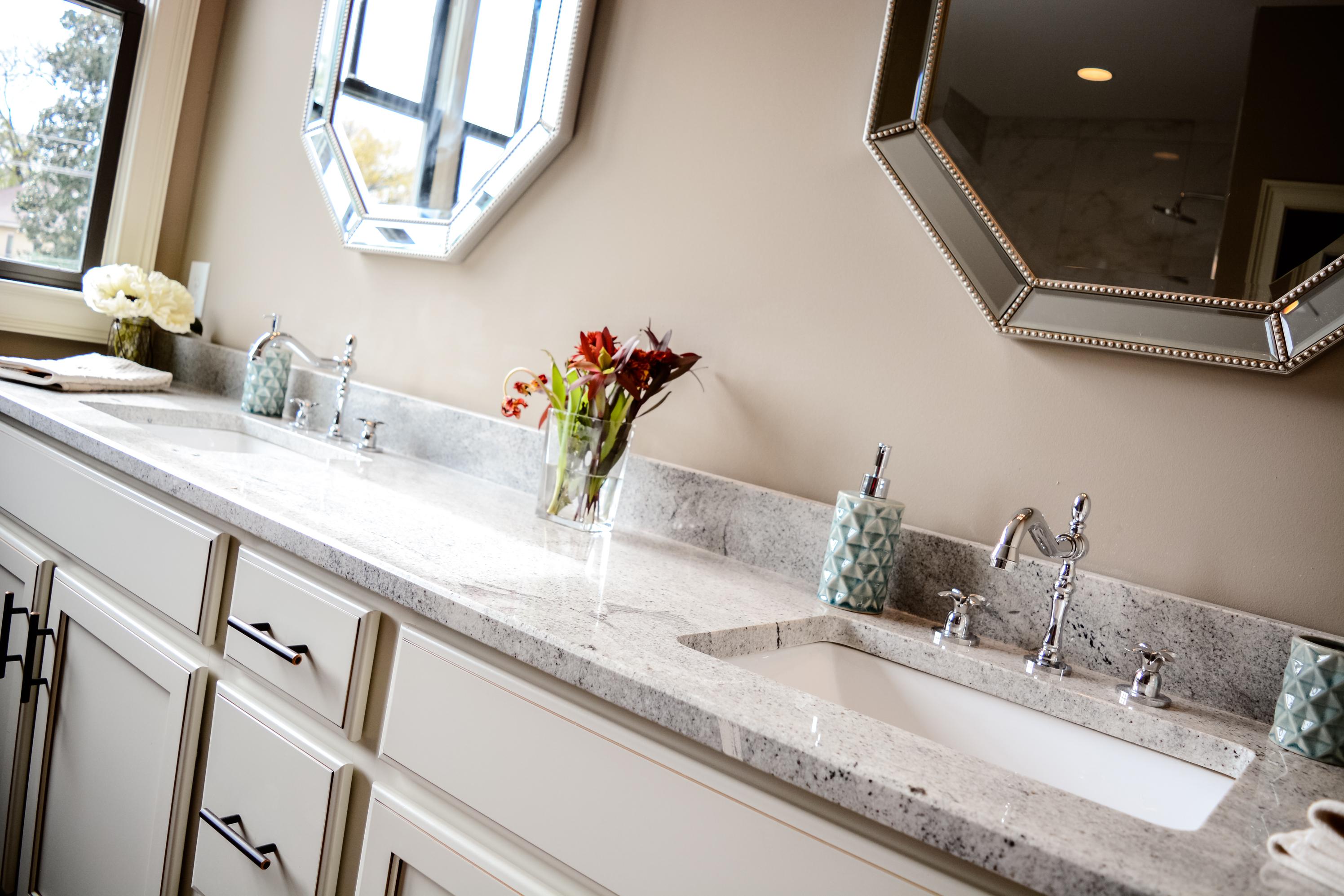 Classic Gray Bathroom