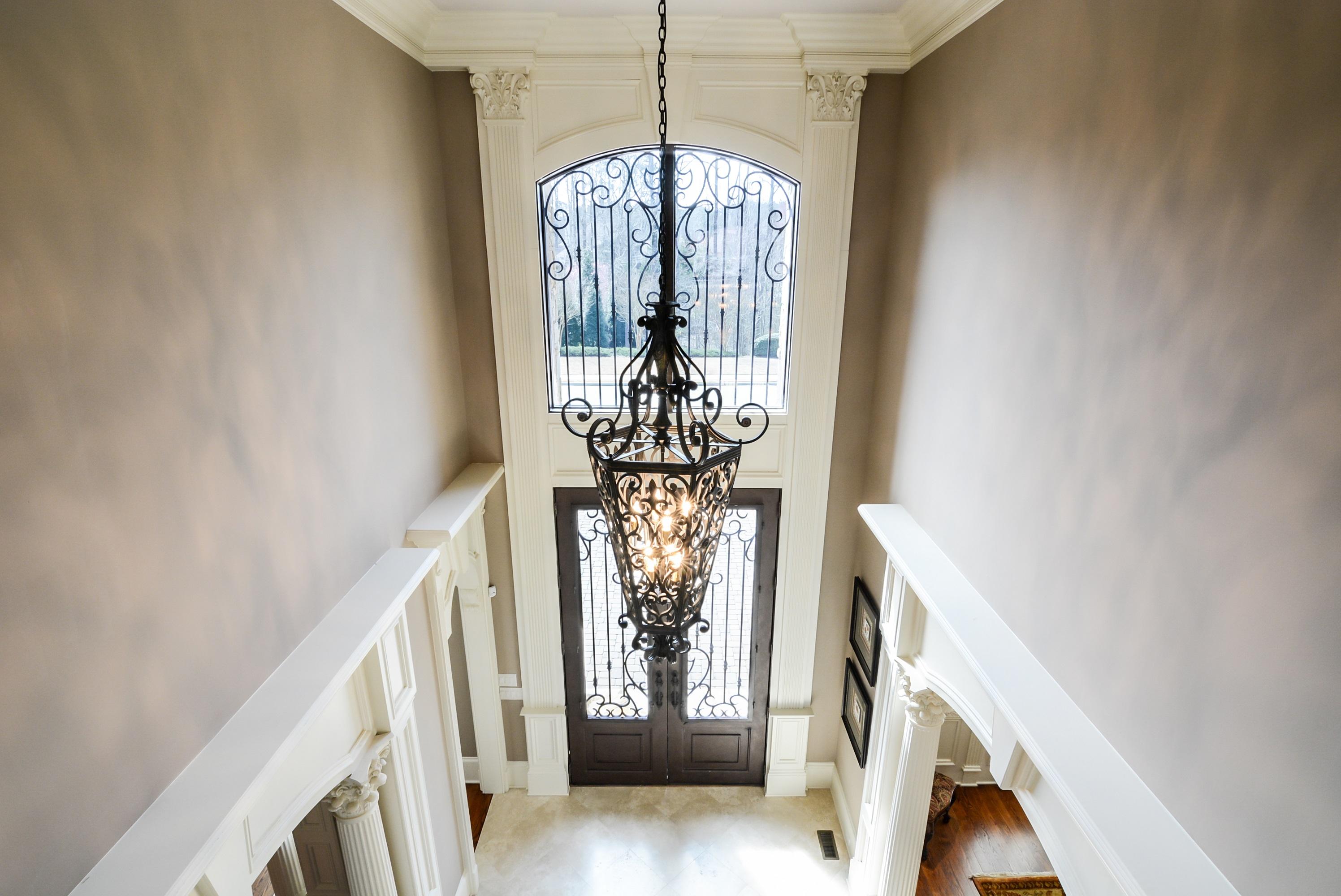 Castle Door Foyer