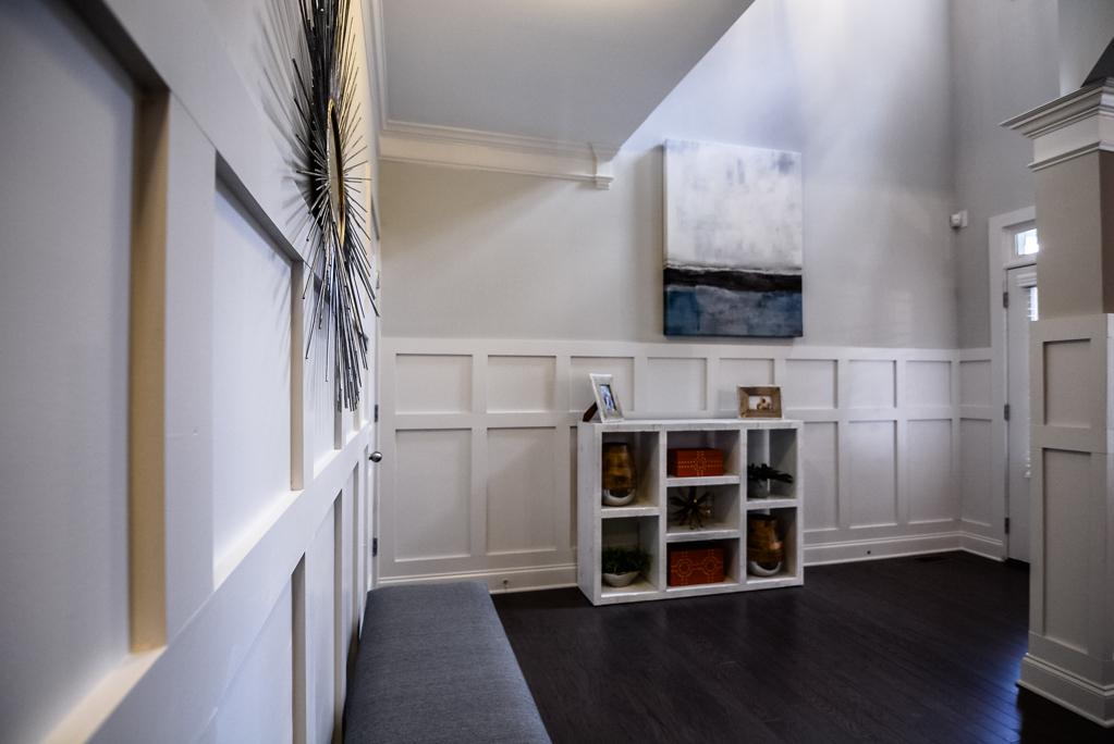 Panelled Foyer