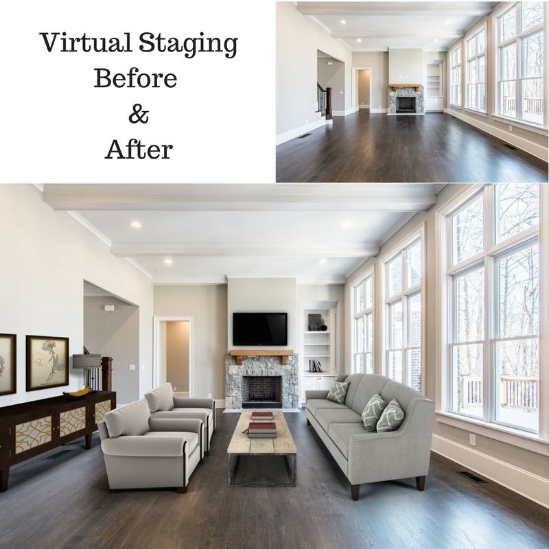 Is Virtual Staging a Good Option?