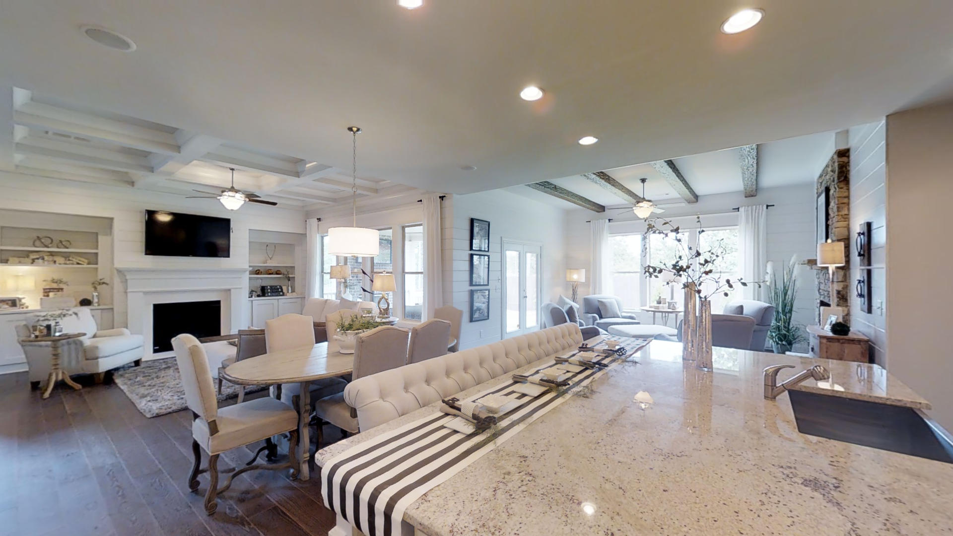 Home South Communities: Executive Style Homes in Suwanee